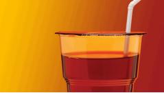 Чай фруктовый холодный