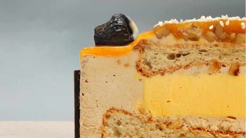 Торт Ореховый Сезам