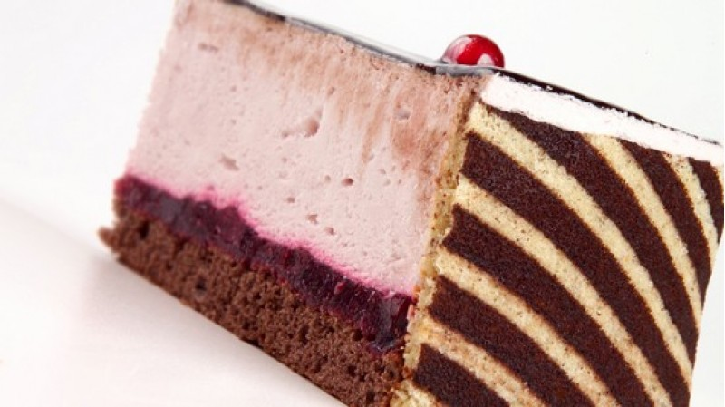Торт Вишнёвый